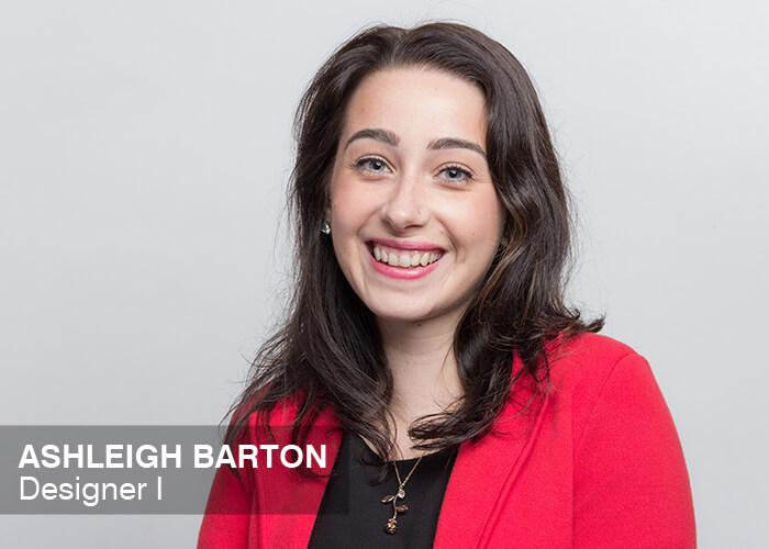 Ashleigh Barton | Designer I