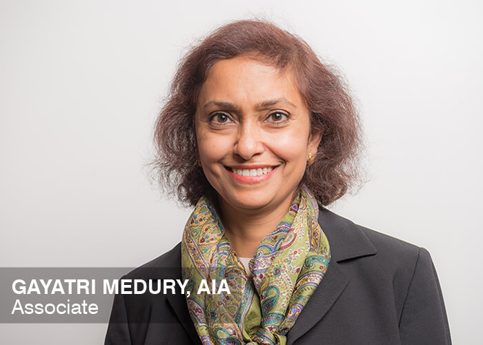 Gayatri Medury, AIA | Associate