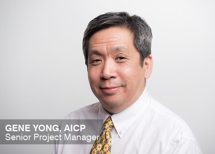 Gene Yong, AICP | Senior Project Manager