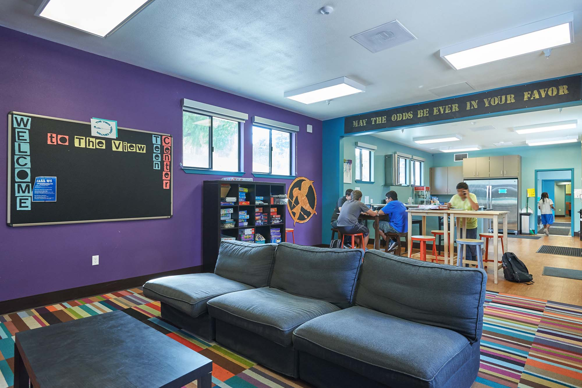 Teen Center Includes Game Room 41