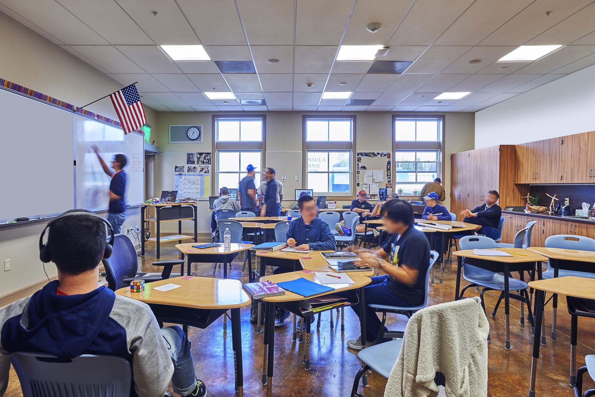 Artik Burlingame High School