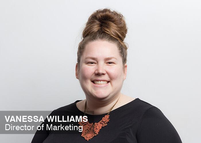 Vanessa Williams | Director of Marketing